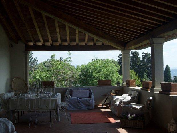 Villa in Fiesole, Tuscany, Italy 1