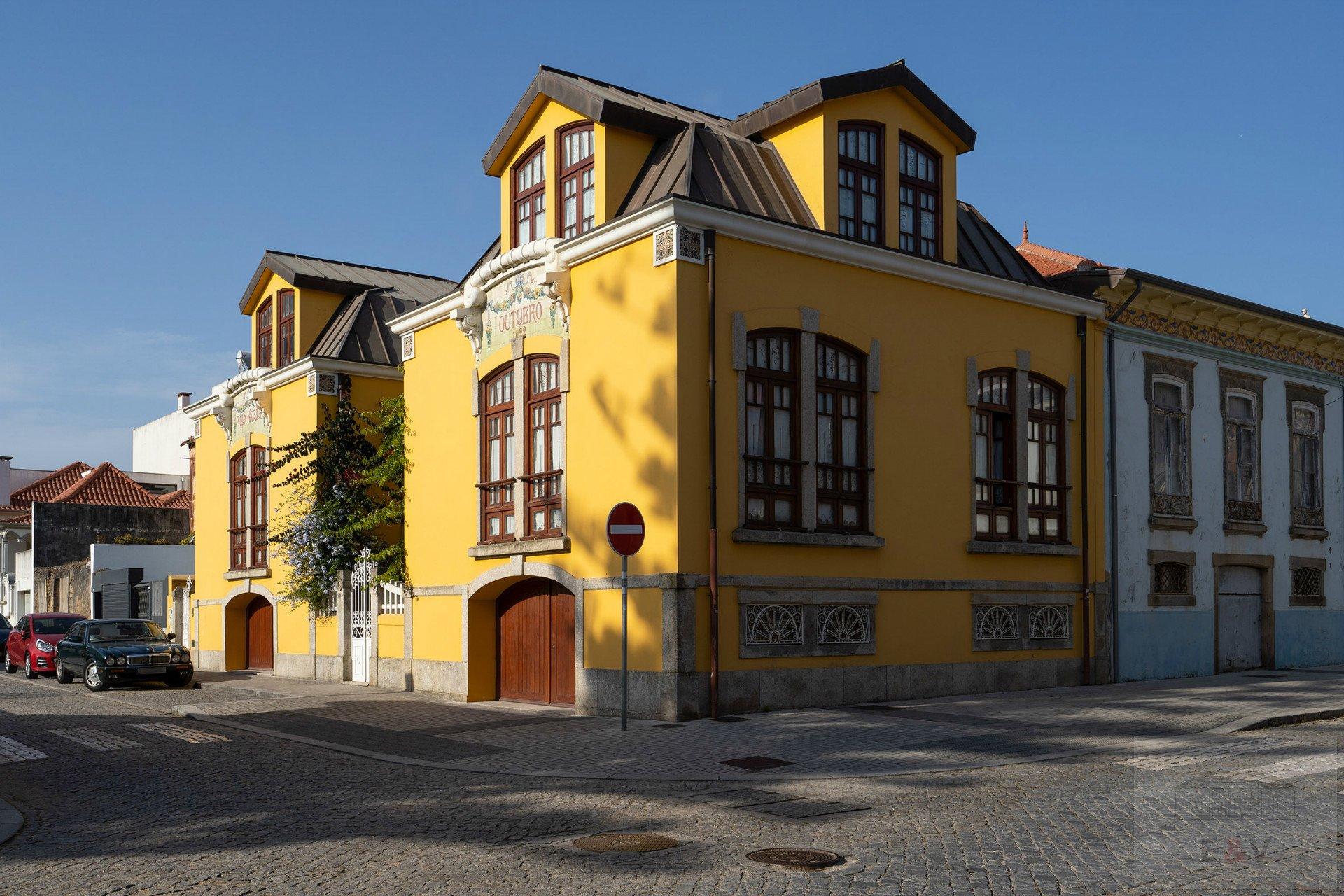 House in Espinho, Aveiro District, Portugal 1