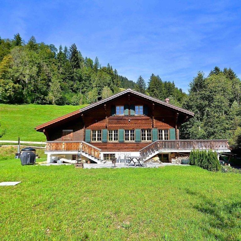 Chalet in Saanen, Canton of Bern, Switzerland 1
