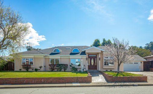 House in Millbrae, California, United States