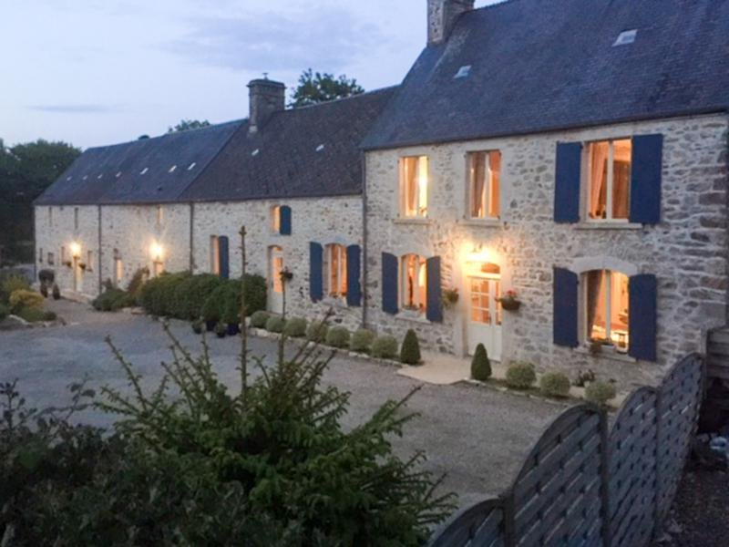 Farm Ranch in Bricquebec-en-Cotentin, Normandy, France 1