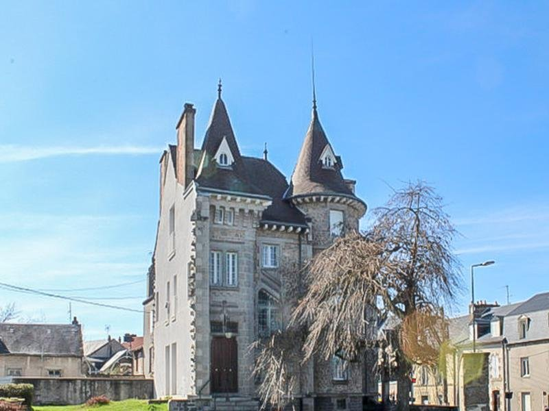 Chateau in Guéret, Nouvelle-Aquitaine, France 1