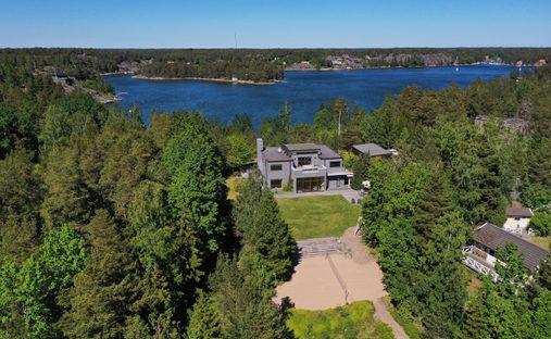 House in Värmdö SV, Stockholms län, Sweden