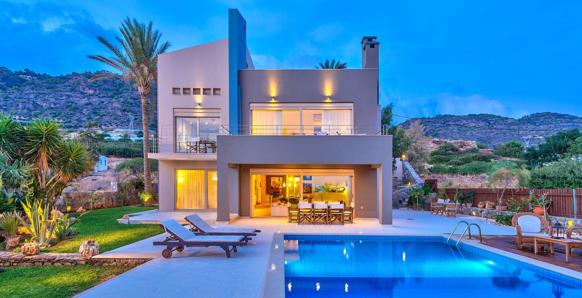 House in Ierapetra, Greece 1