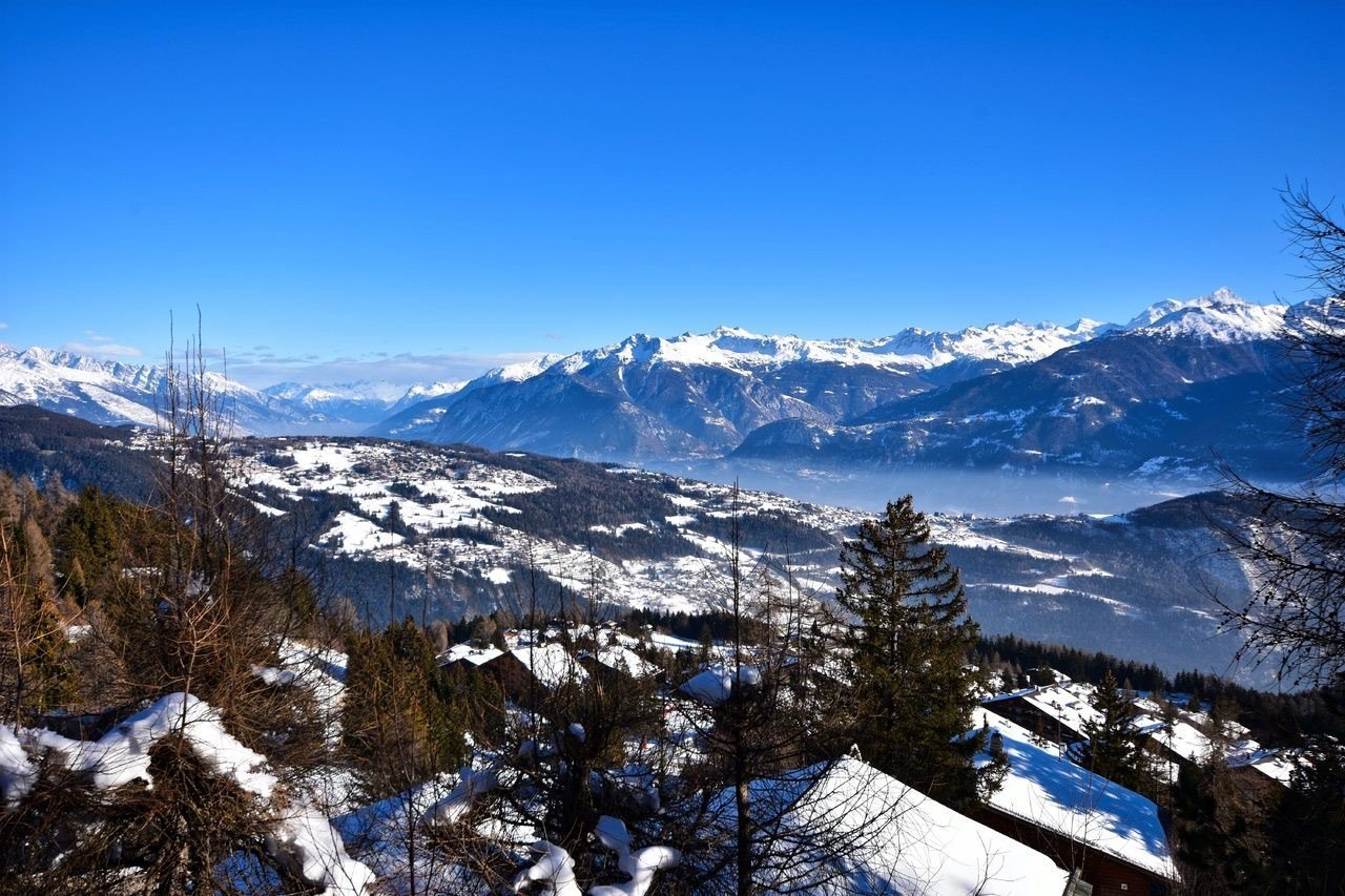 Chalet in Ayent, Valais, Switzerland 1