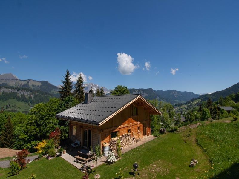 Chalet in Cohennoz, Auvergne-Rhône-Alpes, France 1