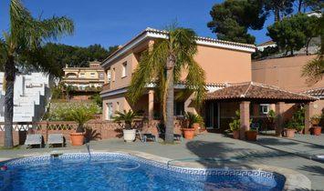 Villa in Almuñécar, Andalusia, Spain 1