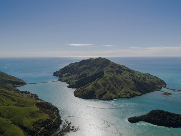 Private Island in Nelson, New Zealand 1