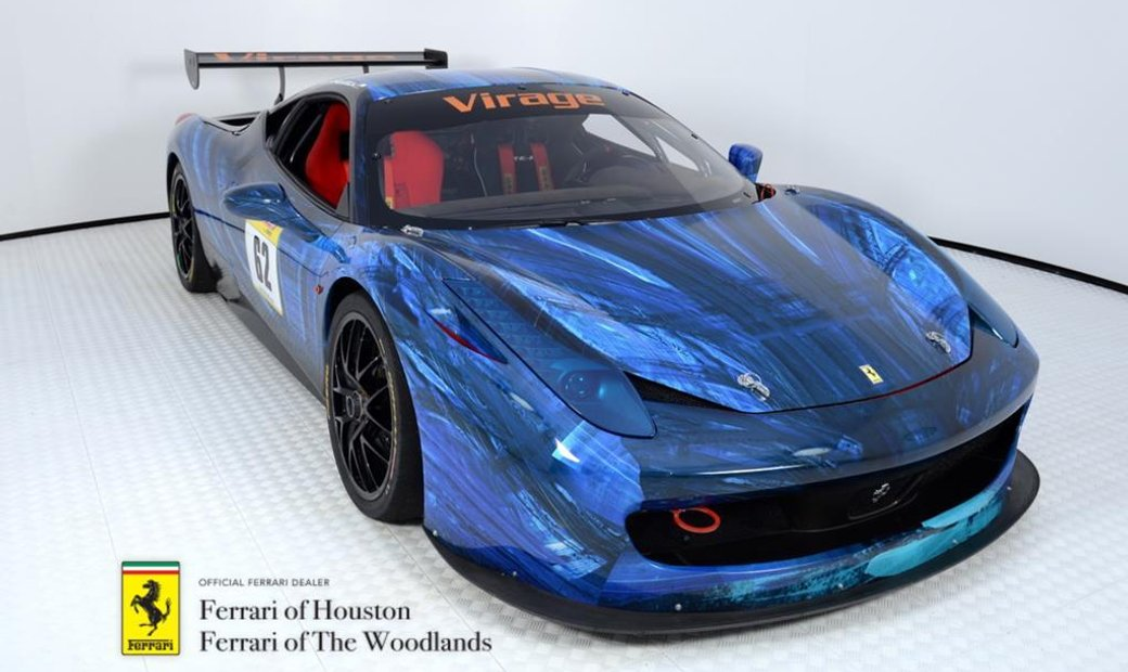 2011 Ferrari 458 Challenge In 77057 Tx United States For Sale 10866524