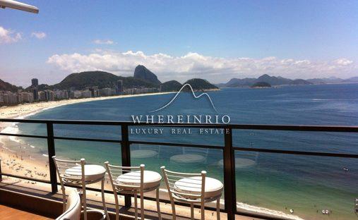 Apartment in Leblon, State of Rio de Janeiro, Brazil