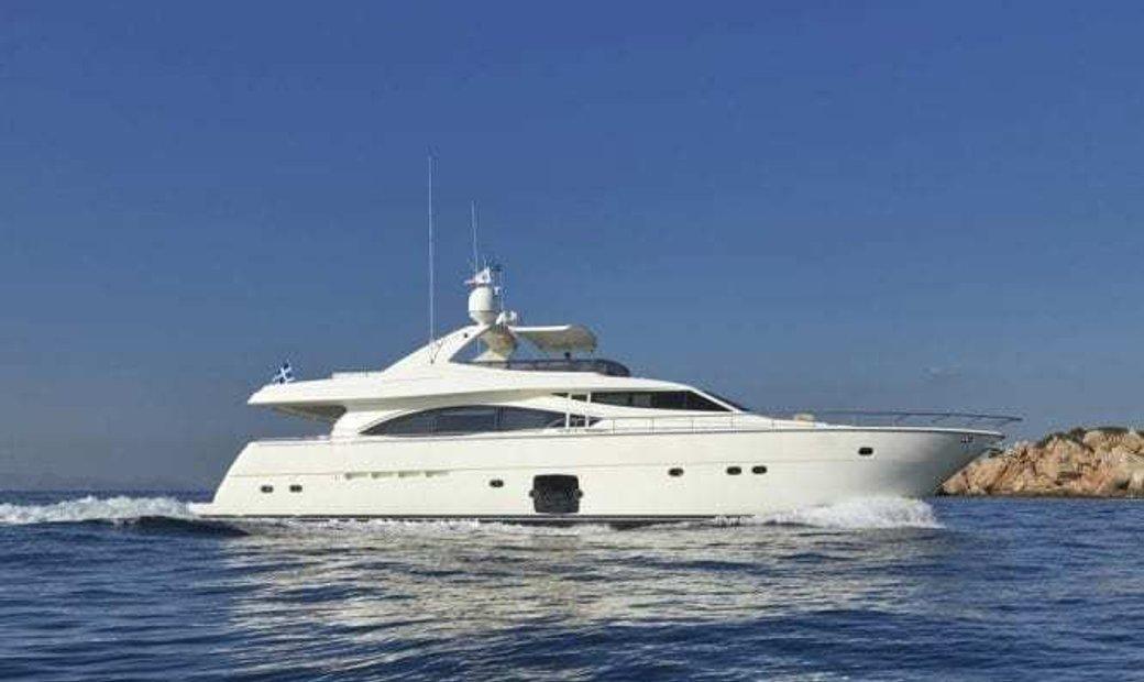 Ferretti Ferretti 83