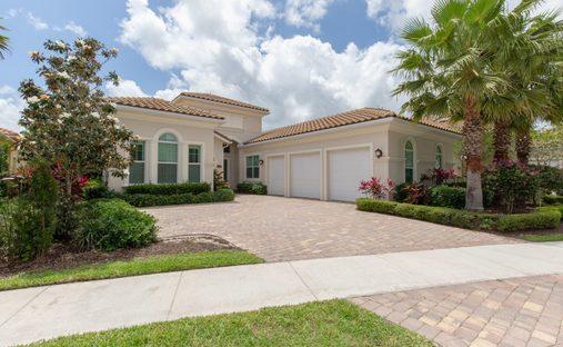 House in Wellington, Florida, United States