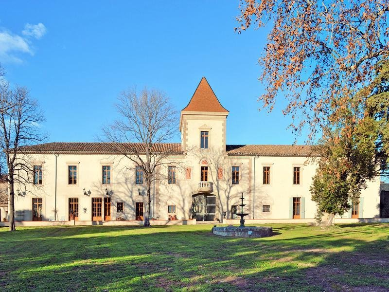 Chateau in Béziers, Occitanie, France 1