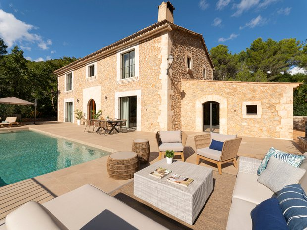 Villa in Son Vida, Balearic Islands, Spain 1