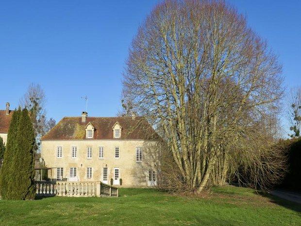 House in Gouffern en Auge, Normandy, France 1