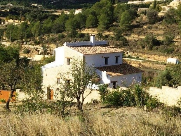 Country House Project For Sale In Benissa Costa Blanca In Benissa Spain For Sale 10804491