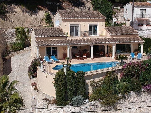 Villa in Benimeit, Valencian Community, Spain 1