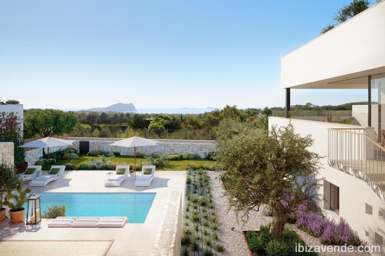 Villa in Sant Josep de sa Talaia, Balearic Islands, Spain 1 - 10886528