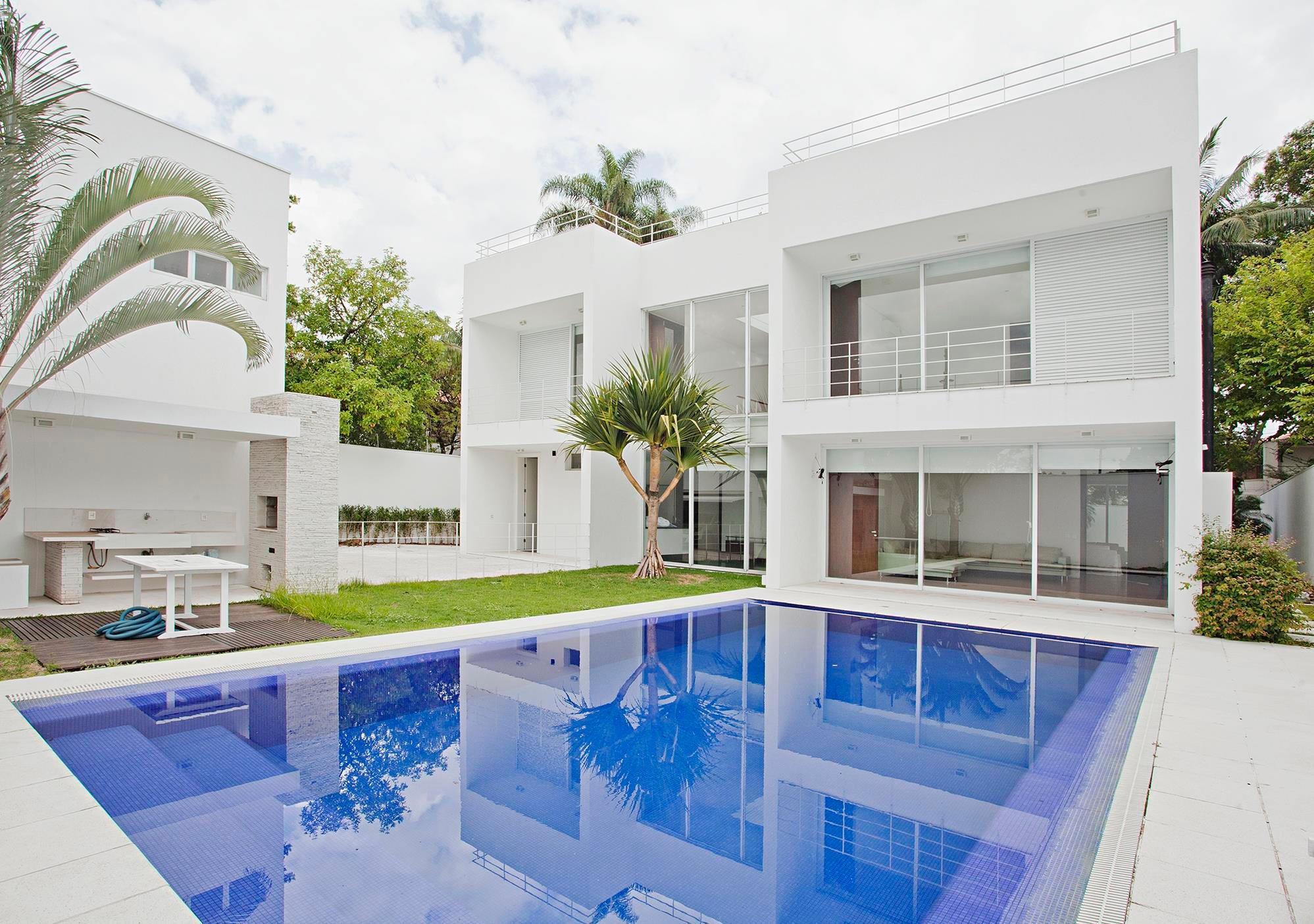House in Jardim América, State of São Paulo, Brazil 1