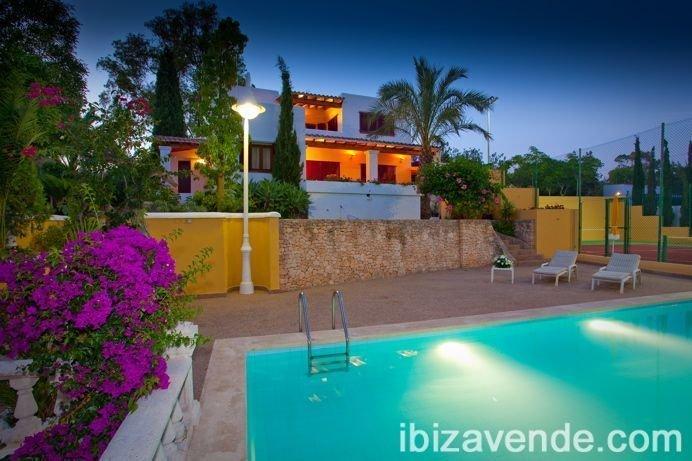 Villa in San Rafael, Balearic Islands, Spain 1