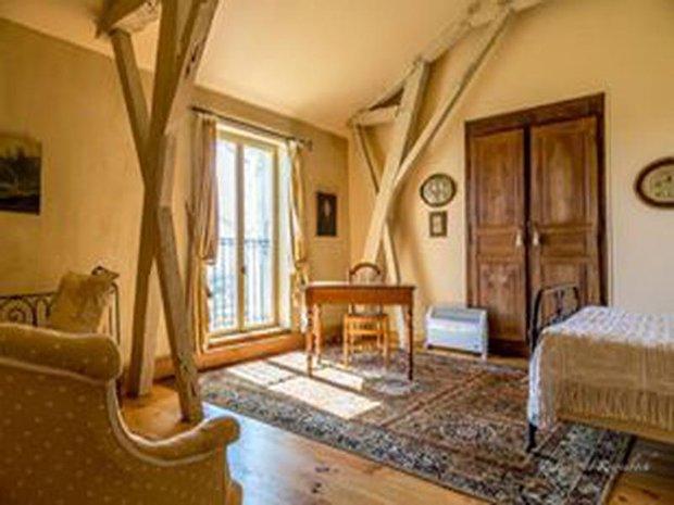 Chateau in Aignan, Occitanie, France 1