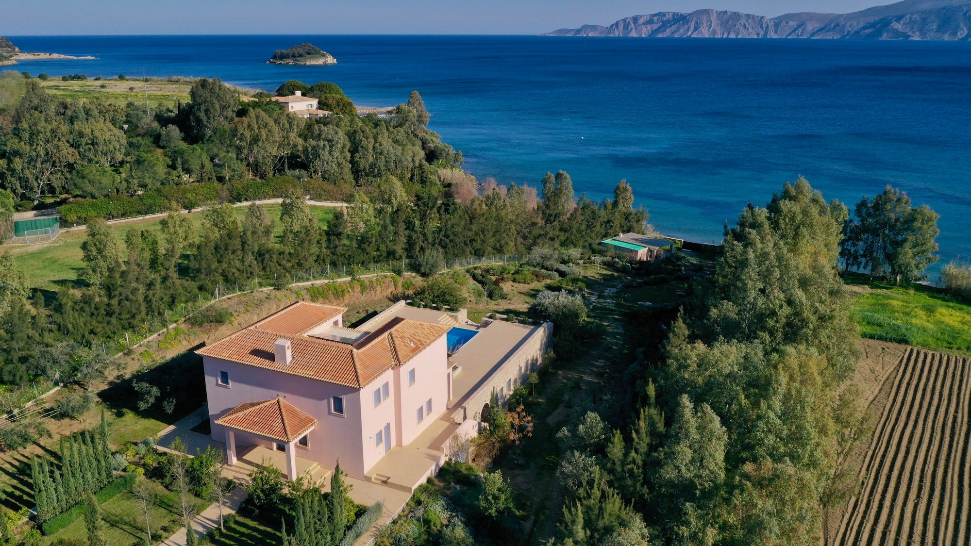 House in Decentralized Administration of Peloponnese, Western Greece and the Ionian, Greece 1