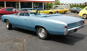 Chevrolet Chevelle SOLD