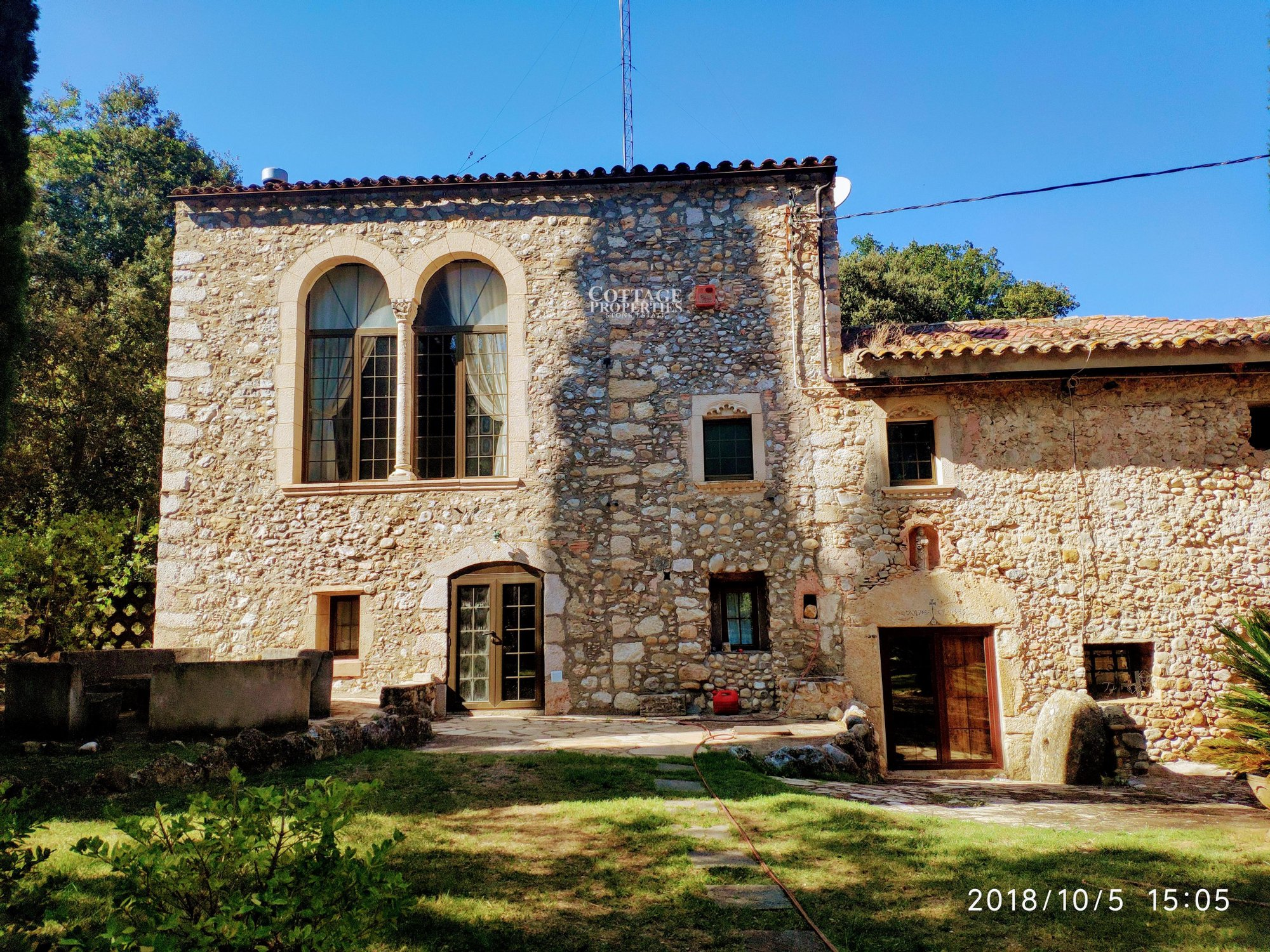Villa in Navata, Catalonia, Spain 1