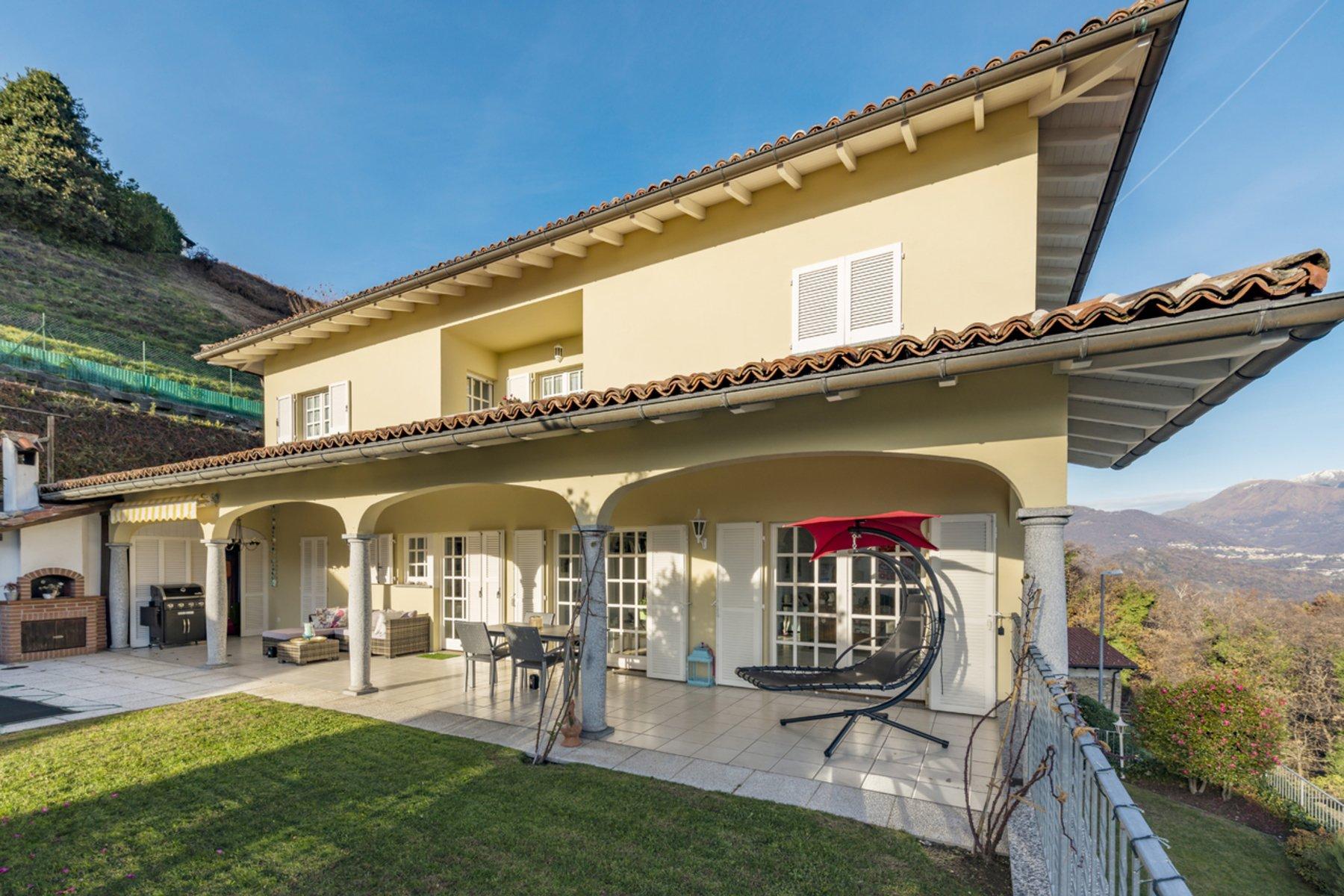 House in Bioggio, Ticino, Switzerland 1