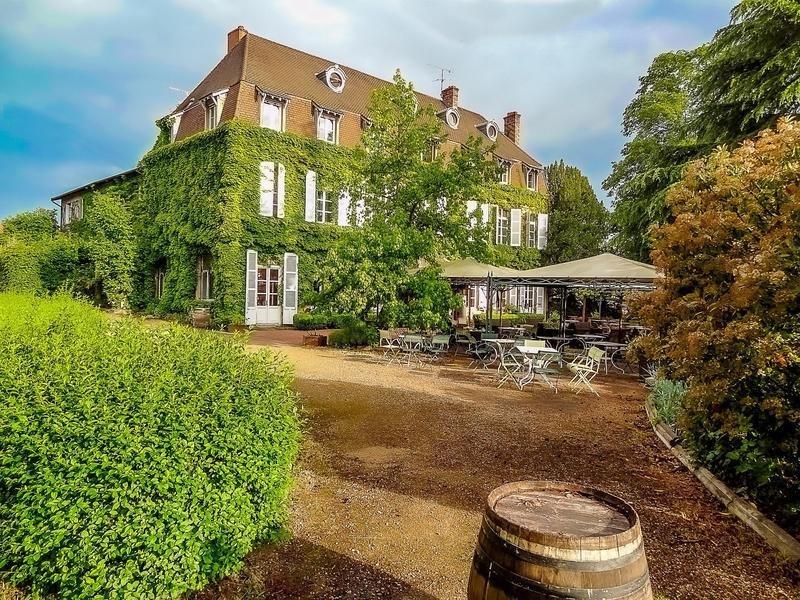 Chateau in Crêches-sur-Saône, Bourgogne-Franche-Comté, France 1