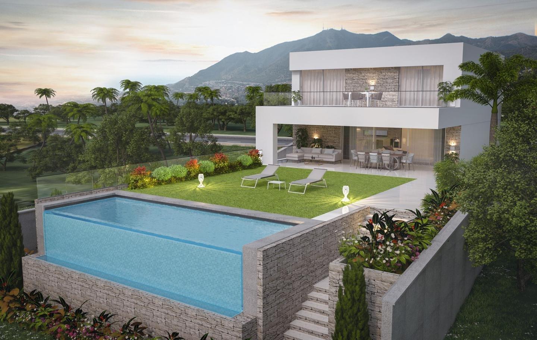 Villa in La Cala de Mijas, Andalusia, Spain 1