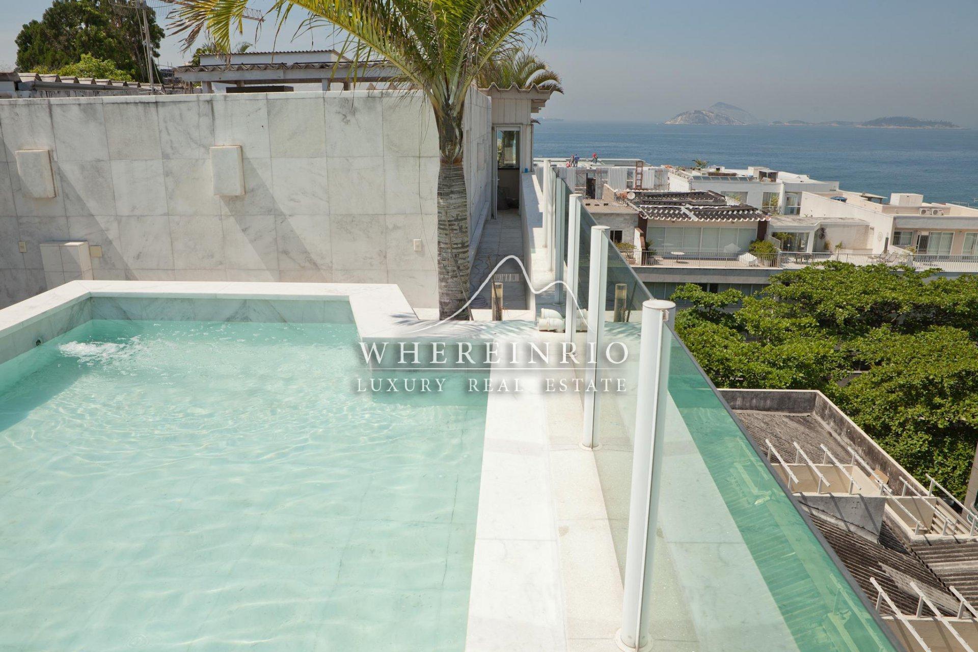 Wohnung in Copacabana, Rio de Janeiro, Brasilien 1
