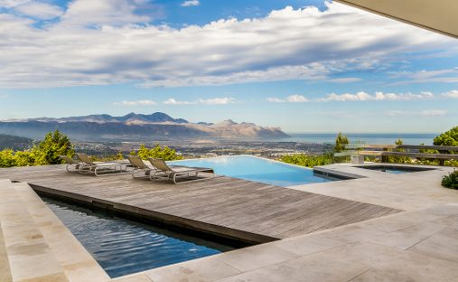 House in Spanish Farm, Western Cape, South Africa