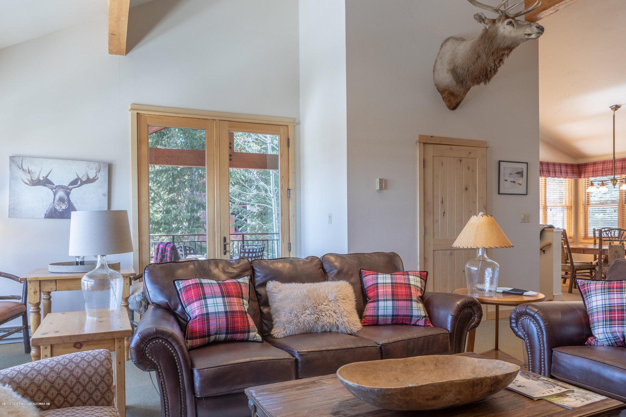 Apartment in Teton Village, Wyoming, United States 1