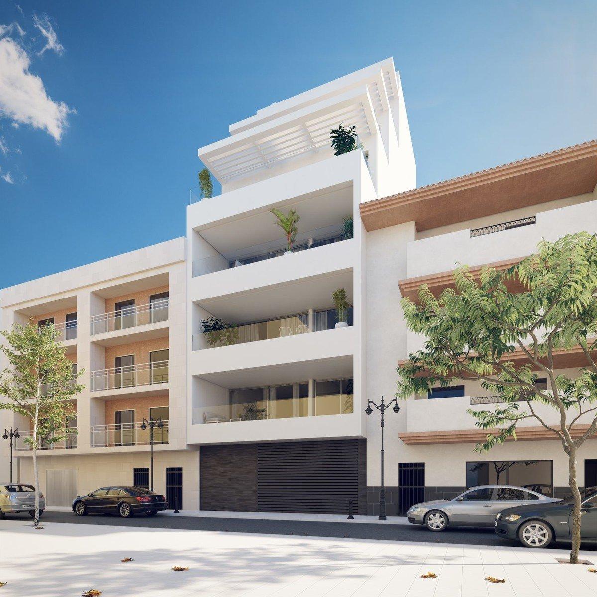 Apartment in Estepona, Andalusia, Spain 1 - 10823481