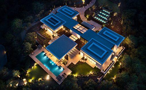 Villa in Benahavís, Andalusia, Spain