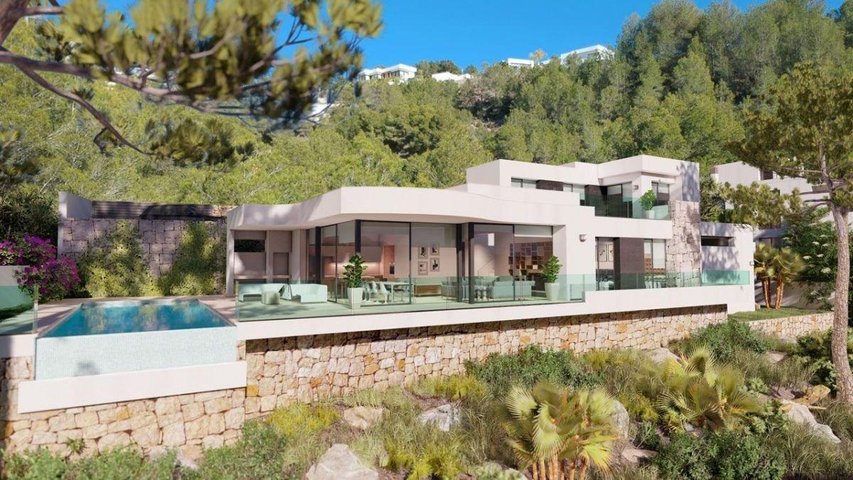 House in Calp, Valencian Community, Spain 1 - 10906184