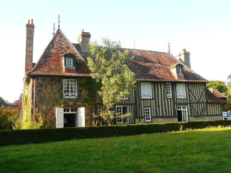 House in Saint-Pierre-en-Auge, Normandy, France 1