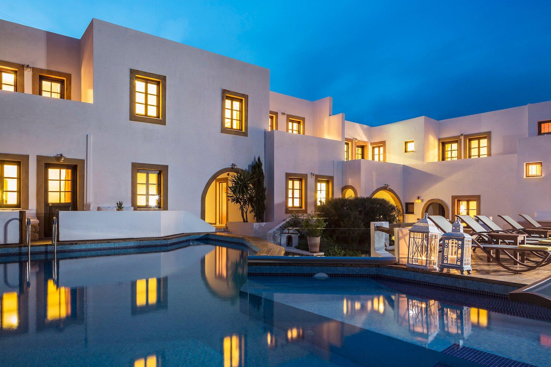 House in Patmos, Greece 1