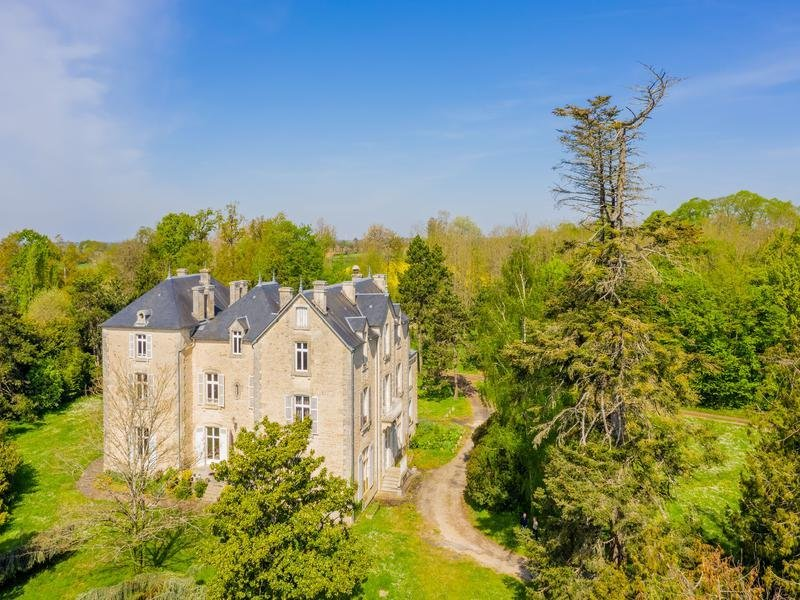 Chateau in Gournay-Loizé, Nouvelle-Aquitaine, France 1