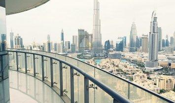 Apartamento en Centro Dubái, Dubái, Emiratos Árabes Unidos 1