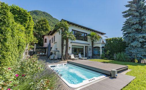 Apartment in Paradiso, Ticino, Switzerland