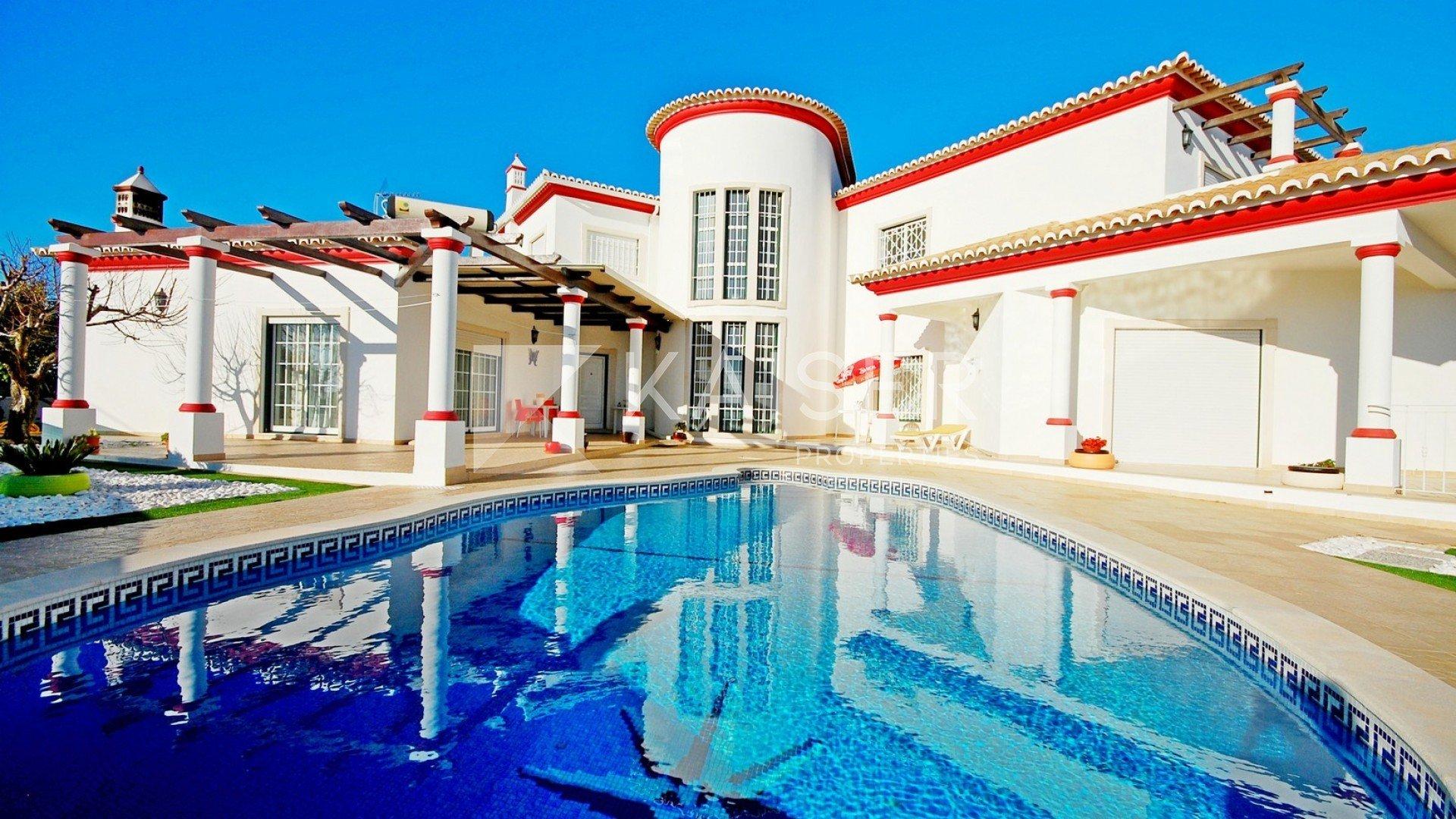 House in Albufeira, Algarve, Portugal 1 - 10611785