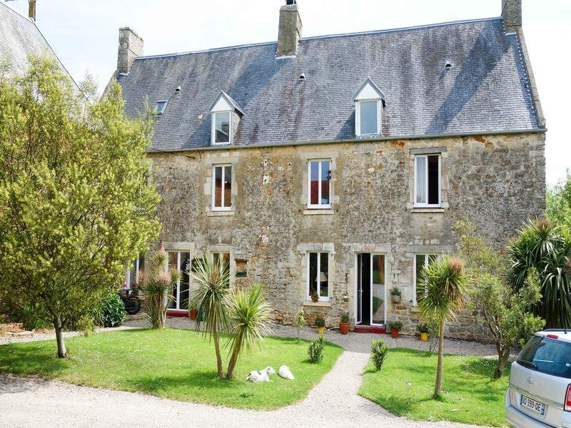 House in Isigny-sur-Mer, Normandy, France 1