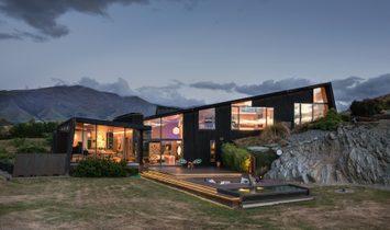House in Lake Hayes, Otago, New Zealand