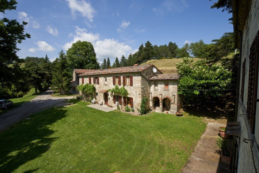 House in Marradi, Tuscany, Italy 1