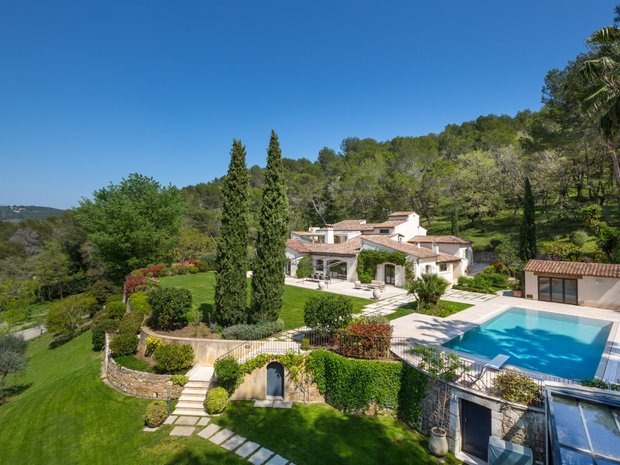 House in Mougins, Provence-Alpes-Côte d'Azur, France 1
