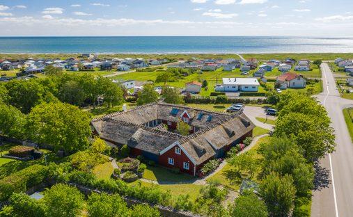 House in Falkenberg V, Hallands län, Sweden