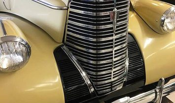 Oldsmobile L-38 CONVERTIBLE RUMBLE SEAT