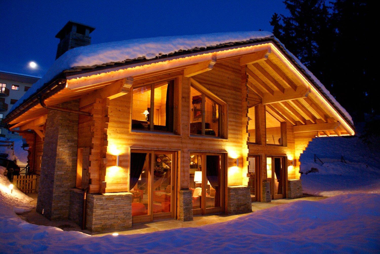 Chalet in Crans-Montana, Valais, Switzerland 1